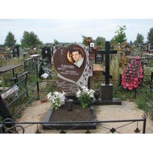Кладбище Новые петровцы комплекс