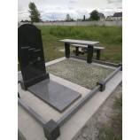 Гранитный комплекс южное кладбище на могилу - Фото