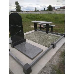 Кладбище Борисполь комплекс