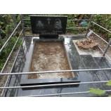 Монтаж надгробия киев - Фото