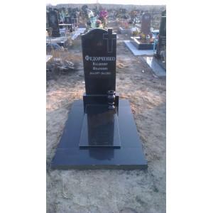 Гранит на Северном кдладбище