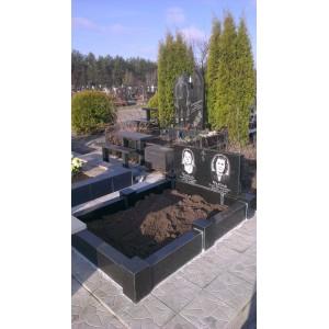 цоколь с памятником Южное кладбище