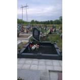 гранитный комплекс кладбище  софиевская борщаговка  - Фото