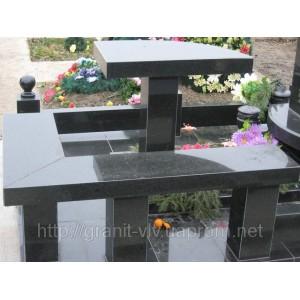 Стол и скамейка 100х60х5