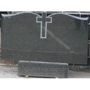 Памятник мрамор Стелла-С5 120х70х8