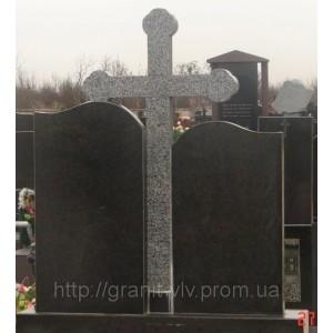 Крест  могильный 95х50х8 №10..