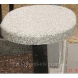 Стол серый  105х55х5 - Фото