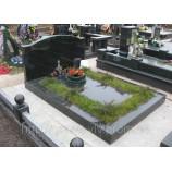 Мемориальный комплекс гранитный недорого  - Фото
