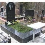 Памятник  плюс 2 мемориальный комплекс гранитный - Фото