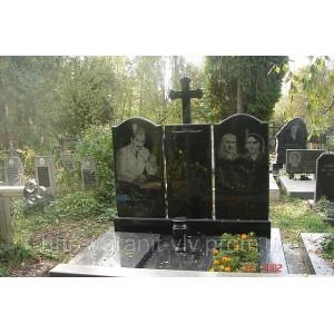 Комплексные работы на кладбище..
