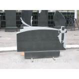 Памятник  из мрамора Стелла-С2 120х70х8... - Фото