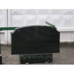 Памятник стандартный  Стелла-С52 110х60х8