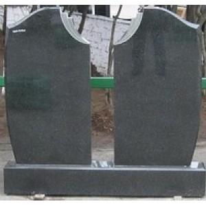 Памятник ритуальная черный  Арка-А9 110х50х8