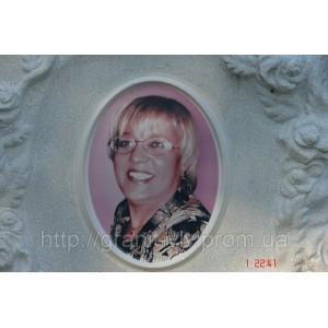 Портрет ритуальный на могилу