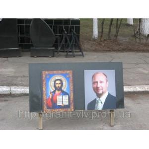 Портрет на камне киев