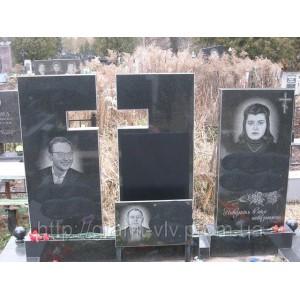 Памятник Мемориальный комплекс из камня Украины