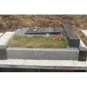 Мемориальный комплекс на кладбище покостовка гранит