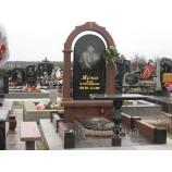 Уборка намогильных сооружений с фотоотчетом за рубеж - Фото