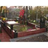 Благоустрой могил Киев. - Фото