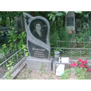 Гранитный памятник  Вита поштова кладбище