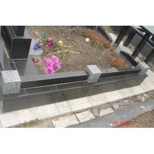Ограждения на кладбище