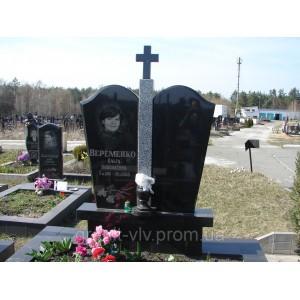 Памятник киев для Берковцов  Арка-А6 120х70х8.