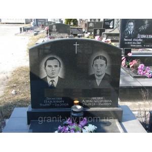 Памятник <U Стелла-С6 140х70х8
