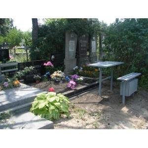 Памятник с почтением Стелла-С9 130х60х8.