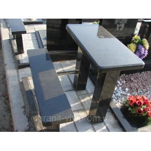 Памятник -расс- гранит  киев Арка-А8М 100х50х8.