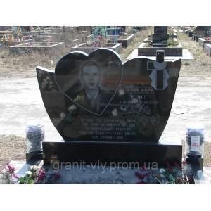 Памятник гранитный могильный