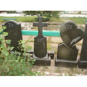 Комплекс с тройным памятником А