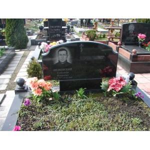 Монтаж надгробия