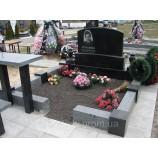 Памятник комплекты Стелла-С55 130х70х8 - Фото