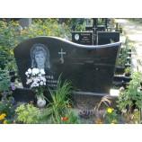 Памятник мемориальный  Стелла-С32 120х60х8 - Фото