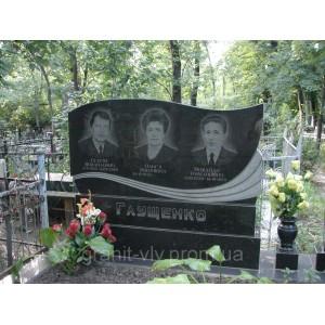 Мемориальный Памятник Стелла-СС 120х60х8
