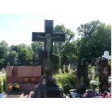 Крест сложный черный  - Фото