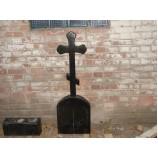 Крест православный  ручной  80х40х8 - Фото