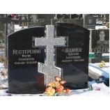 крест серый православный  - Фото