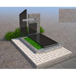 Комплекс кладбище Вишневое, надгробия
