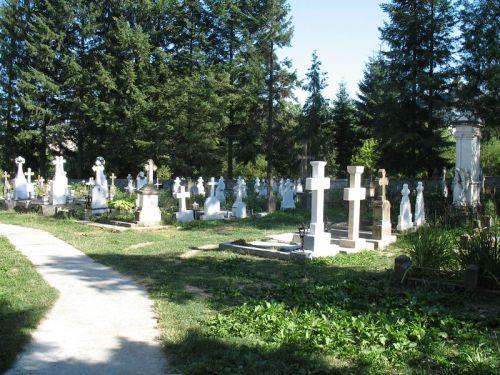 Берковецкое кладбище