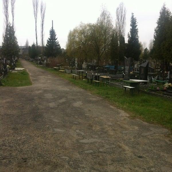 Вишнёвое кладбище